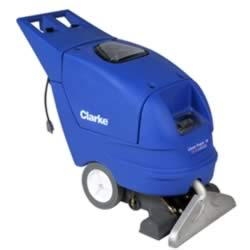 Clean Track 16Carpet Cleaning Machine