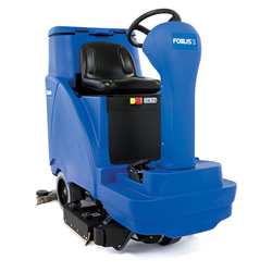 Focus II Rider 28 DiscRide-On Automatic Floor Scrubber