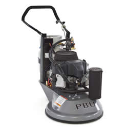 PBU 21KBCATPropane Floor Burnisher
