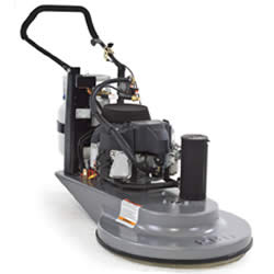 PBU 27KBPropane Floor Burnisher