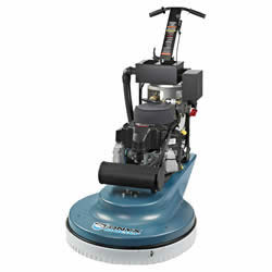 S1ZBMNDCPropane Floor Burnisher