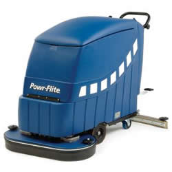 PAS28-DXBCBattery Powered Automatic Scrubber
