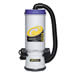 ProTeam Super CoachVac HEPA commercial back pack vacuum