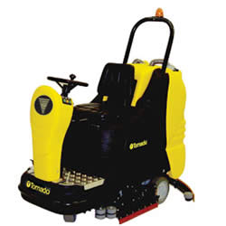 BD 33/30Ride-On Automatic Floor Scrubber