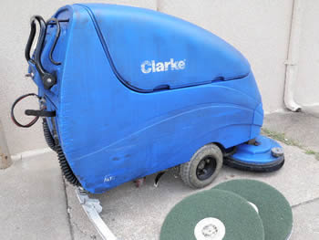 Used Clarke Encore L38