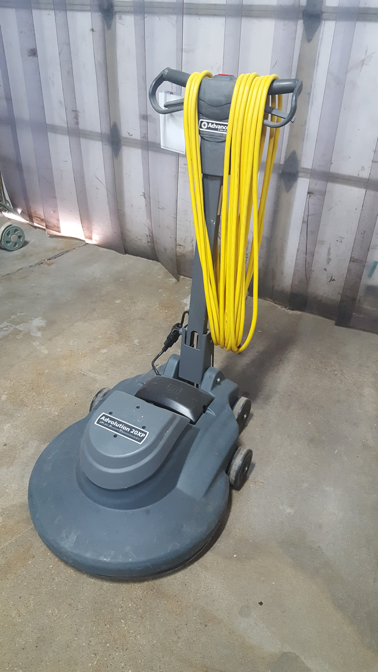 Used Advance Advolution 20XP DC