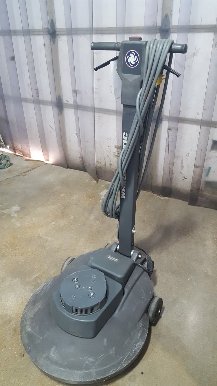 Used Advance Whirlamatic 20 DC